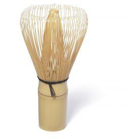 Matcha bamboe theeklopper