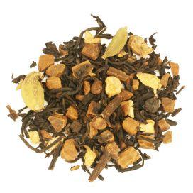 spicy black chai