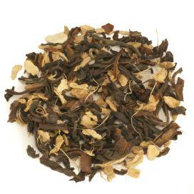 zwarte thee Black ginger natural
