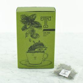 groene thee zakjes