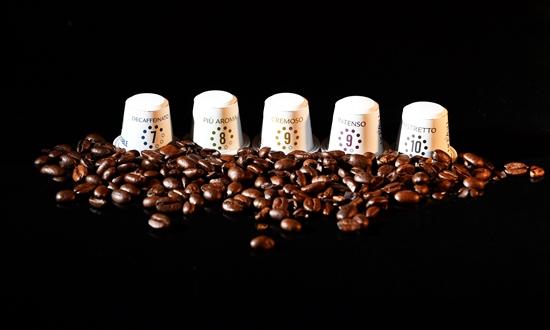 Nieuw! Heerlijke koffie van biologisch afbreekbare koffiecups. Good taste, Zero waste.