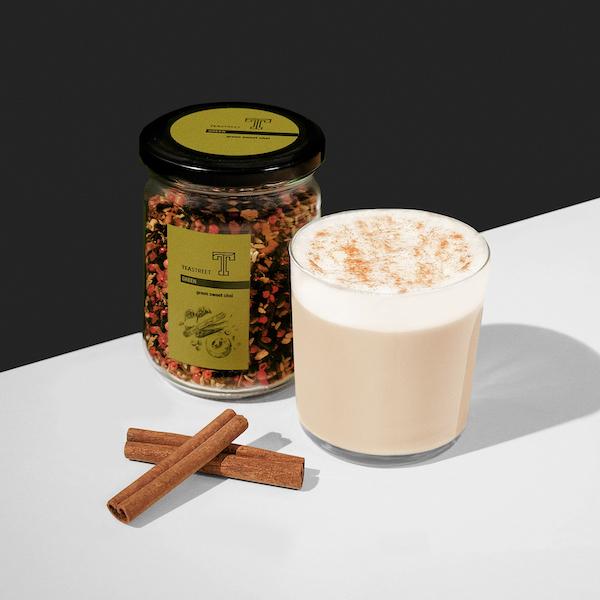 Chai Up met verse chai-latte!