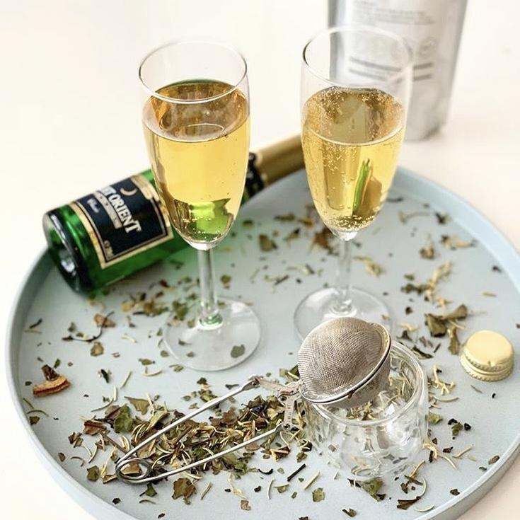Alcoholvrije cocktail #happy2020